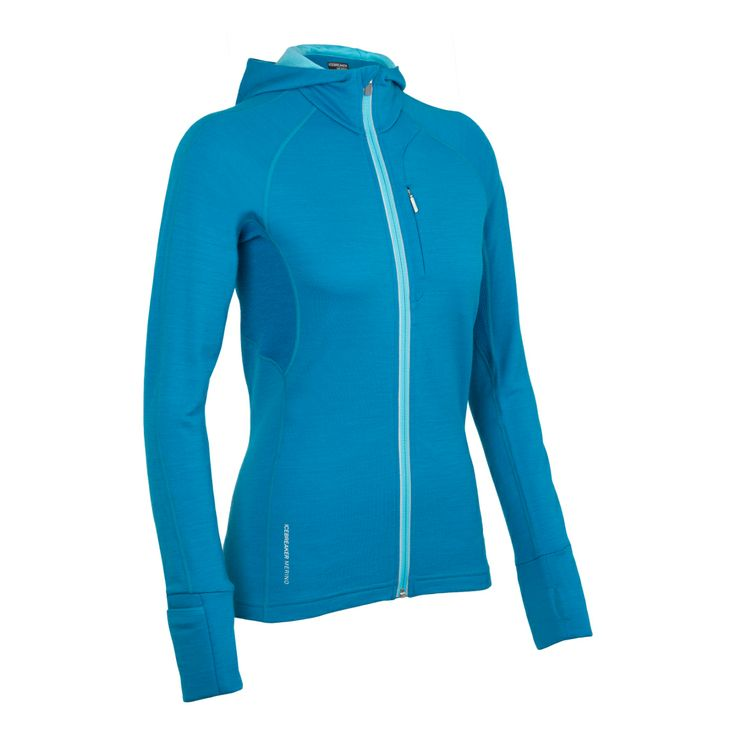 Women's Icebreaker Quantum Hood  - Outfitters, Grouse Mountain, Vancouver - Pin It To Win It Contest