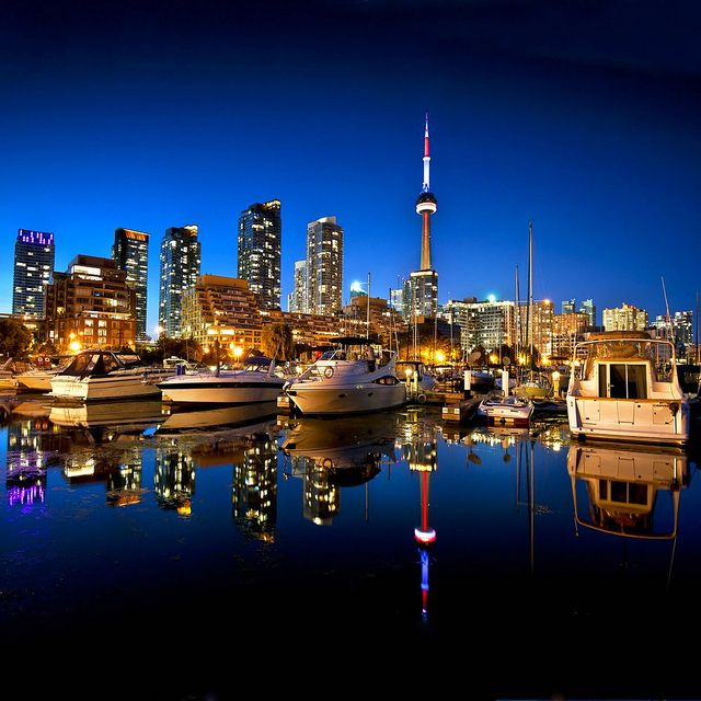 Goodbye Blues in Toronto by Nathan Bergeron