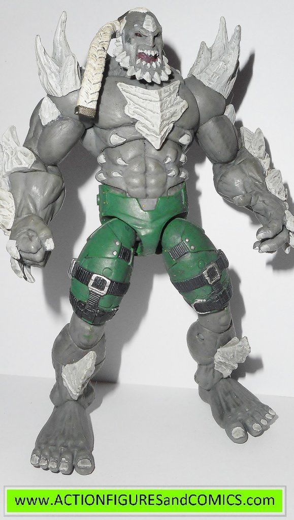 dc direct DOOMSDAY superman INJUSTICE infinite heroes collectibles