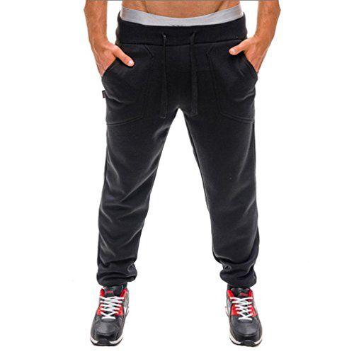 ❉Homme Pantalons De Sport Pantalons De Jogging Pantalons De Yoga Legging Sport Leggings De Compression Pantalons De Survêtement Musculation Joggers Gym Sweatpants GongzhuMM (SEXY NOIR, M) #❉Homme #Pantalons #Sport #Jogging #Yoga #Legging #Leggings #Compression #Survêtement #Musculation #Joggers #Sweatpants #GongzhuMM #(SEXY #NOIR,