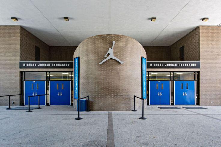 Michael Jordan's High School Gets Completely Transformed Thanks To Jordan Brand - SneakerNews.com