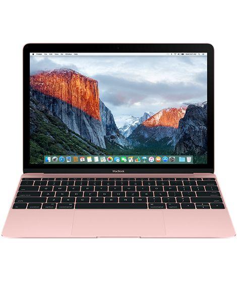 12-inch MacBook, 256GB - Roségoud - Apple (NL)