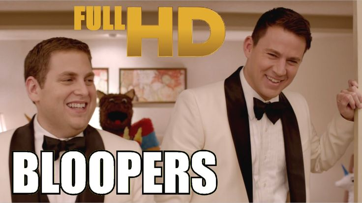 21 Jump Street - Bloopers / Gag Reel | (HD)