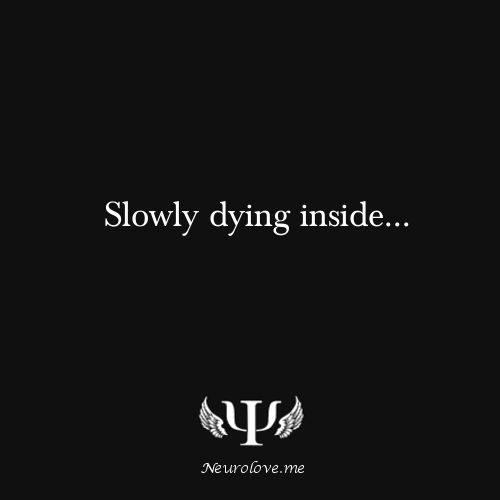 Best 20+ Dying Inside ideas on Pinterest | Depression ...  Best 20+ Dying ...