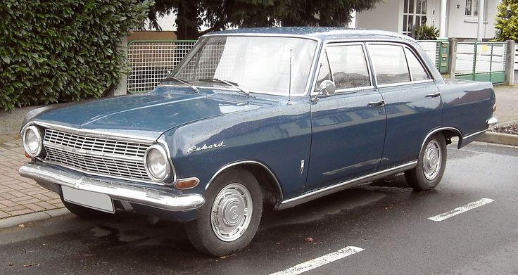 Opel Rekord 1963