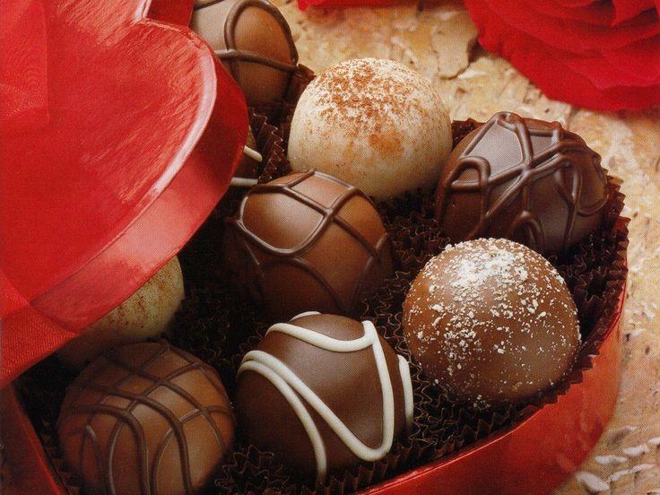 Nefis çikolatalar