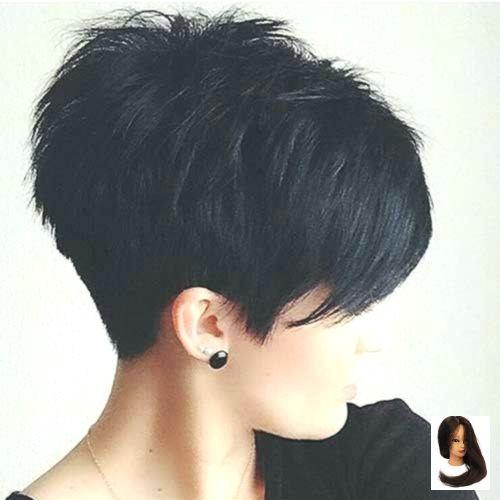 We love black hair! 10 attraktive Frisuren in einer tiefschwarzen Farbe! #beauty #nailart #makeup