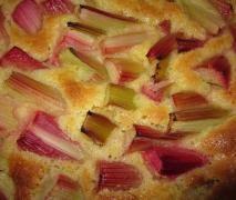 Rharbarberkuchen vom Blech