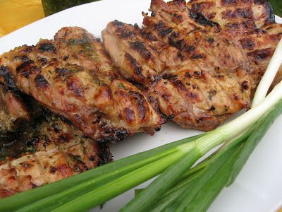 relaxotour: Csirkecomb grillen
