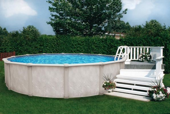 Above Ground Swimming Pools Are Enjoying A Resurgence In