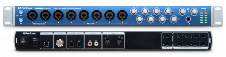 Presonus AudioBox 1818VSL USB Interface