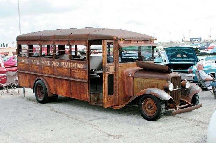 Ford School Bus | 1932 Ford School Bus