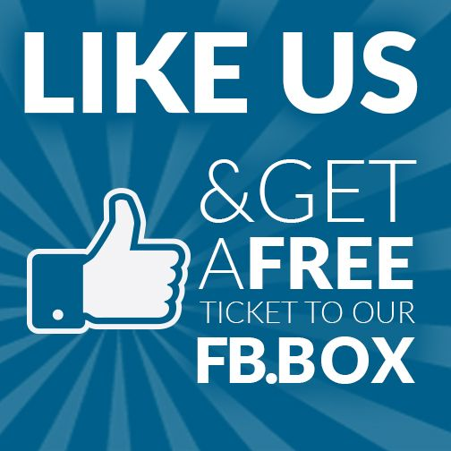 Want to #WIN a #free #prize? Press Like on BoxChallengeLive Facebook page and invite your friends to do the same