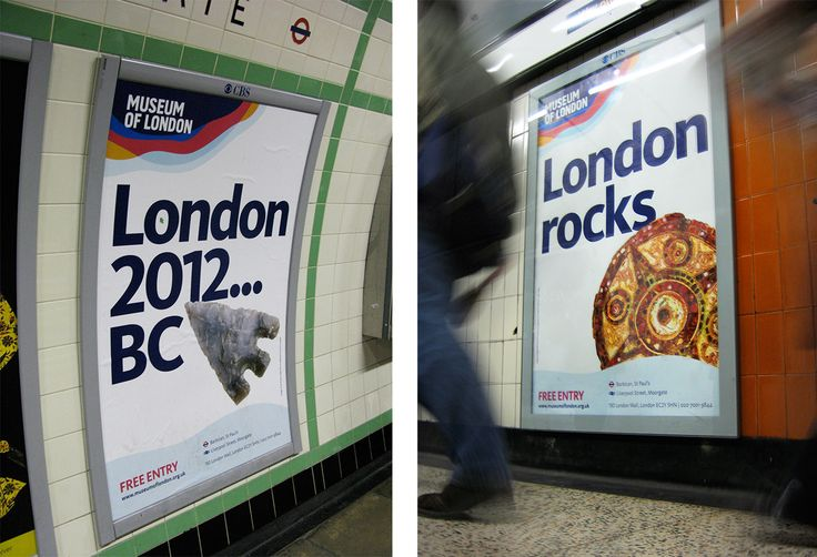 museum of london advertising - Google Search