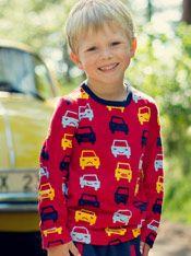 Cooles #Shirt mit bunten #Autos für Jungs und Mädchen - neu bei #meandi. #musthave #Kindermode