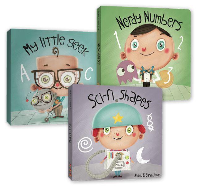 My Little Geek Trilogy