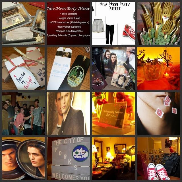 Twilight/New Moon party ideas. | My geekiness | Pinterest | Moon Party ...
