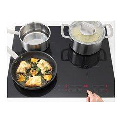 IKEA - SMAKLIG, Table cuisson induction bridge, Garantie 5 ans gratuite. Détails des conditions disponibles en magasin ou sur internet.La zone de cuisson modulable vous donne la liberté d'utiliser des ustensiles de cuisson volumineux ou de différentes tailles pour des recettes ou des occasions spéciales.La fonction booster (P) apporte un surcroît de puissance à une zone de cuisson unique. C'est l'idéal pour cuire au wok ou saisir une pièce de viande.La fonction booster (P) apporte…