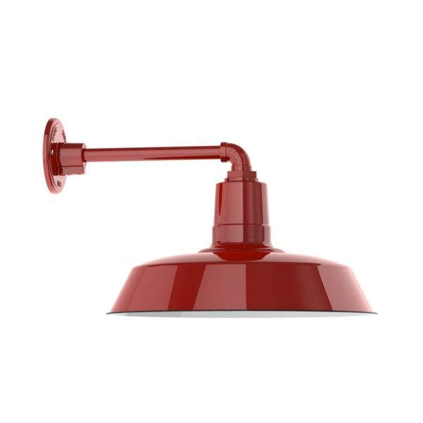 Goodrich® Sky Chief Porcelain Gooseneck Light