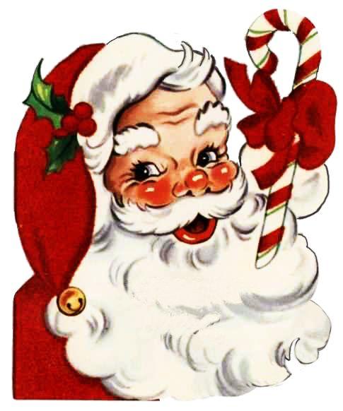 397 best Vintage Santa Claus Pictures images on Pinterest