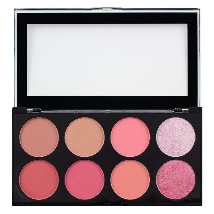 Makeup Revolution Ultra Blush und Contour Palette Zucker und Gewürze – Erfahren…