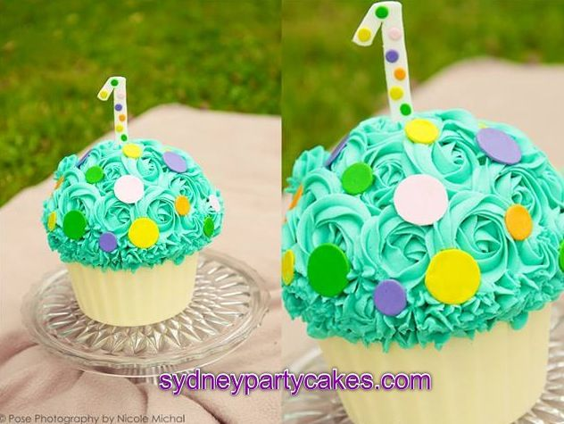 Cake smash for a 1 year old boy Sydney Party Cakes ...
