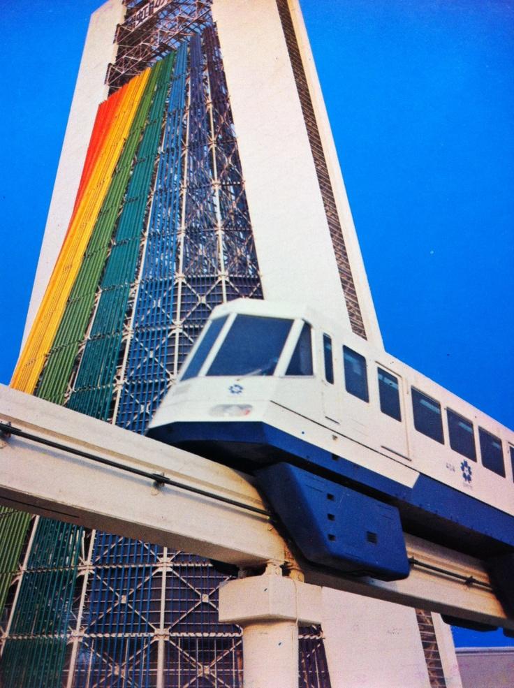 Expo' 70 Osaka - Rainbow Tower Pavilion