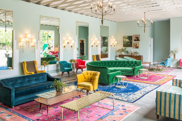 Photographing Fig House: Los Angeles' Coolest New Event Space — Michael Kelley Photography Inc.