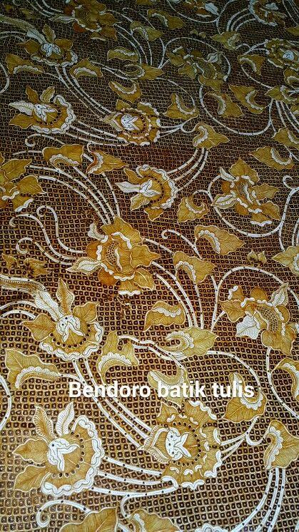 Batik indonesia .rumah batik bendoro batik tulis solo