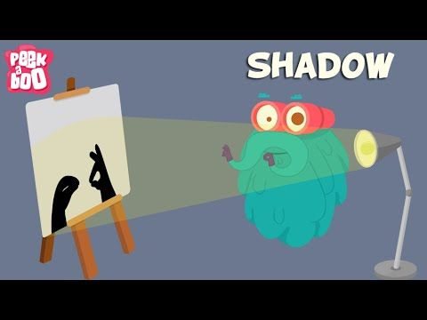 Lentil: Shadows and shading | The Dr. Binocs Show | Learn Series For Kids - YouTube