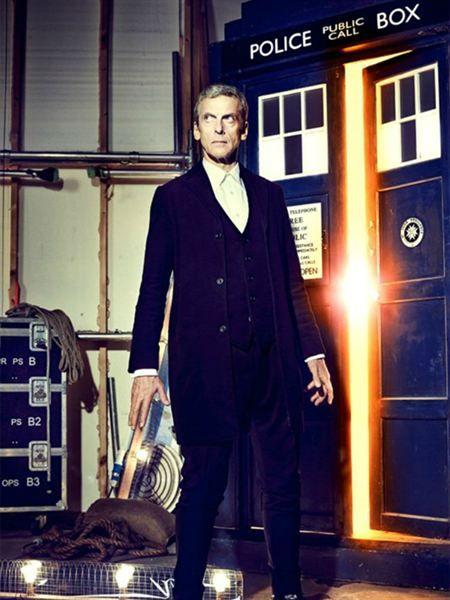 Peter Capaldi - Duodécimo Doctor 2013 -