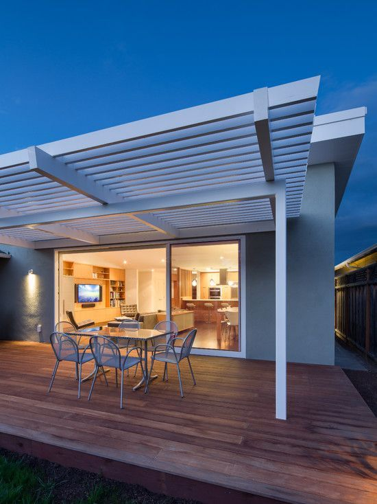 How To Build The Perfect Pergola! • Great Ideas and Tutorials! Including from 'houzz', this cool pergola.