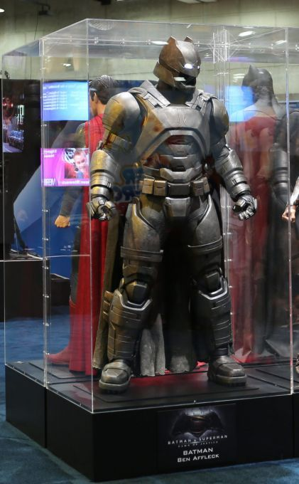 #Batman armor