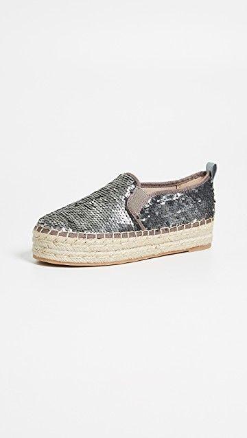 SAM EDELMAN | Carrin Platform Espadrilles #Shoes #SAM EDELMAN
