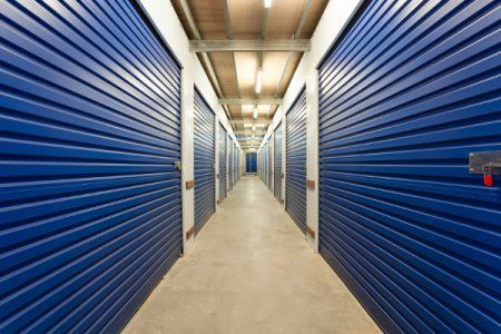 Check Out Inside #Storage Options - Often, #self_storage units are located inside a building that features secured access and climate control. They're well lit, and you don't have to stand outside in bad weather to pack your unit.