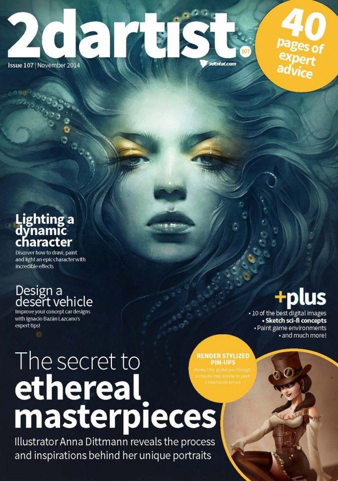 Magazine 2d pdf artist