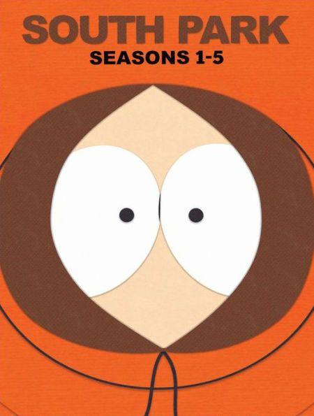 South Park: Mini Mega Pack - Seasons 1-5