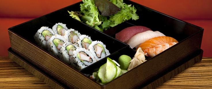 Favorite sushi.