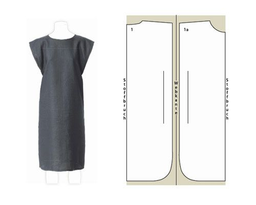 8 free simple dress patterns