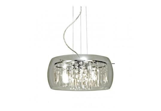 Intro taklampe Krom 40cm | Lampehuset