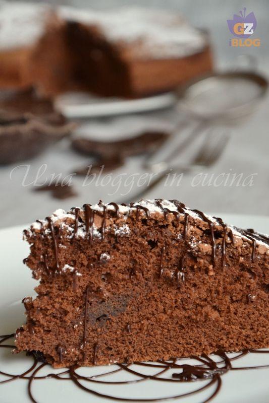 torta al cioccolato con uova di pasqua (3)