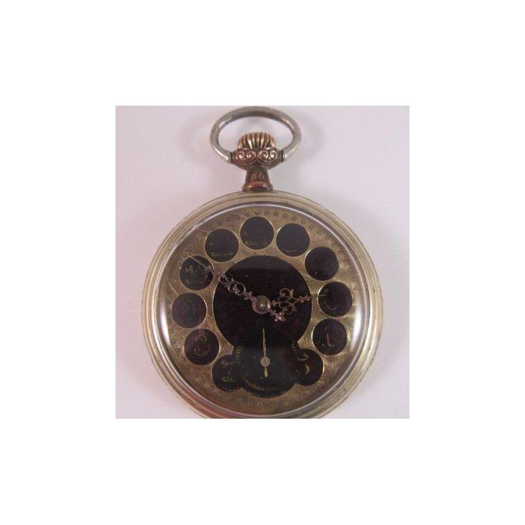 REMONTOIRE - antique pocket watch, a functional