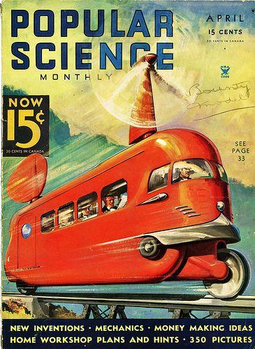 Popular Science 1935