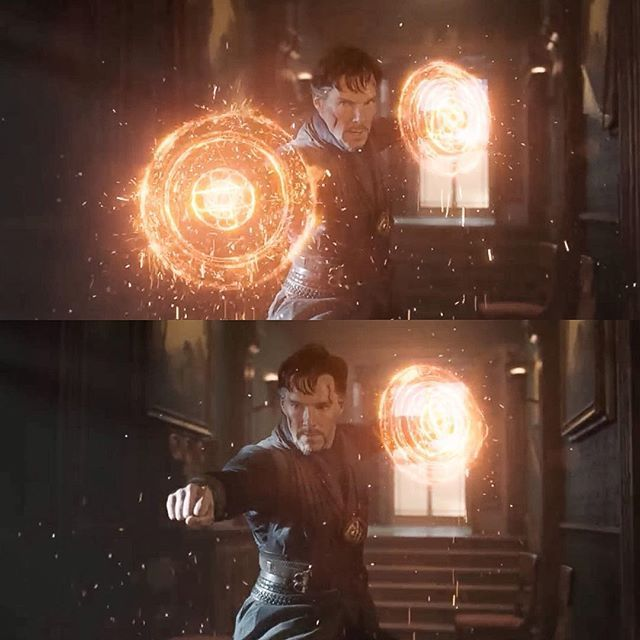 {DOCTOR STRANGE REVIEW} Y'all I'm going to be honest when the movie first started I was getting a bit bored...but damn it got so good! LMFAOO The scene with Wong and Beyoncé KILLED ME  But i wasn't too impressed with the villain, but I LOVED the Ancient One. The action scenes were ON POINT! & Doctor Strange is one of my FAVORITE Marvel heroes now  AND MAKE SURE Y'ALL STAY FOR THE 2 ENDING CREDITS! Overall I rate this movie 9/10