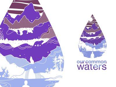 Patagonia Water Logo