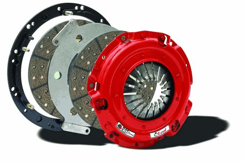 Add to Cart for Price! McLeod 2015-2017 Ford Mustang GT RST Twin Disc Clutch 23 Metric Spline 800hp #6912-25