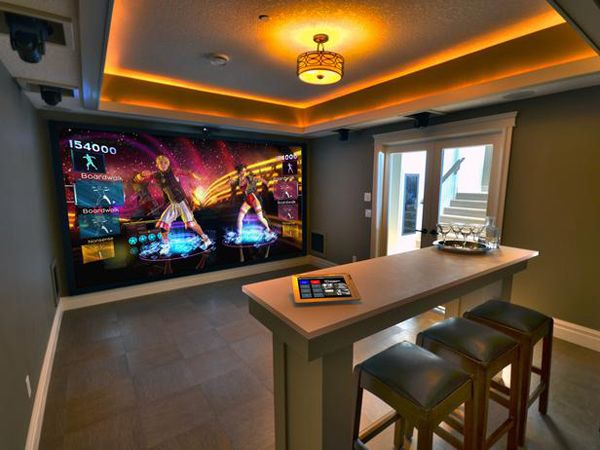 25 Outstanding Video Gaming Area Designs