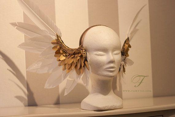 Valkyrie headdress Special Christmas offer by Fairytas on Etsy
