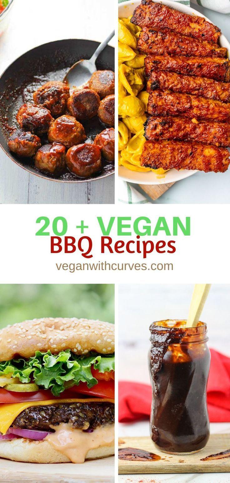 20 Mouthwatering Vegan Bbq Recipes Recipe In 2020 Vegan Bbq Recipes Vegan Bbq Vegan Summer Recipes