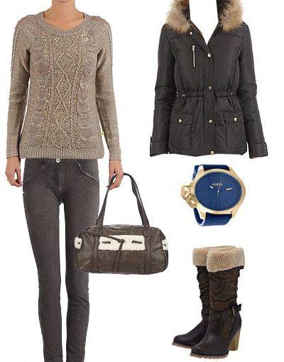 Fashiolike.gr - Το απόλυτο χειμερινό outfit! --> http://www.fashionlike.gr/